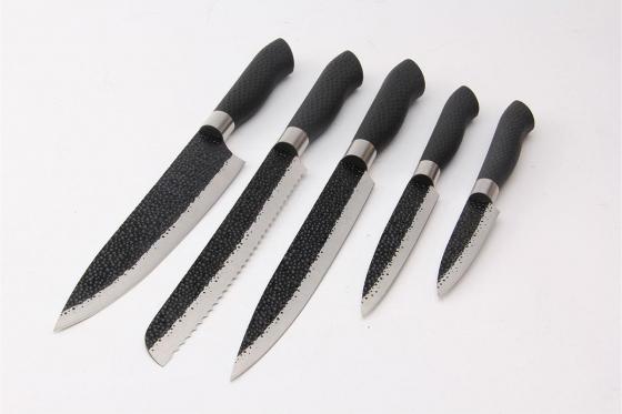 Messerblock magnetisch - mit 5 Messern  6