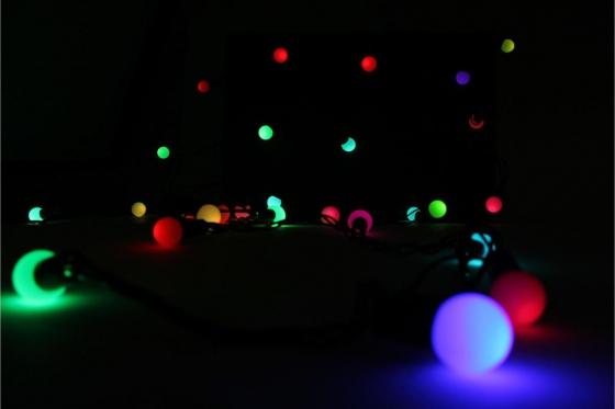 Lichterkette - 7farbig 2
