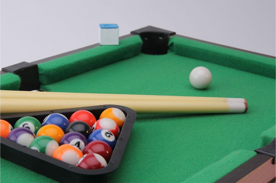 Table de Billard  - de table  1