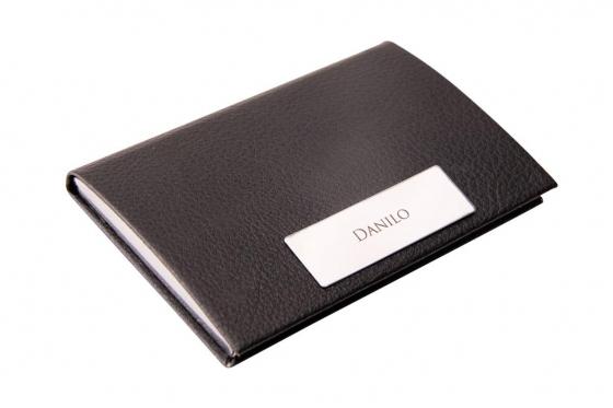Porte-cartes de visite - Avec gravure