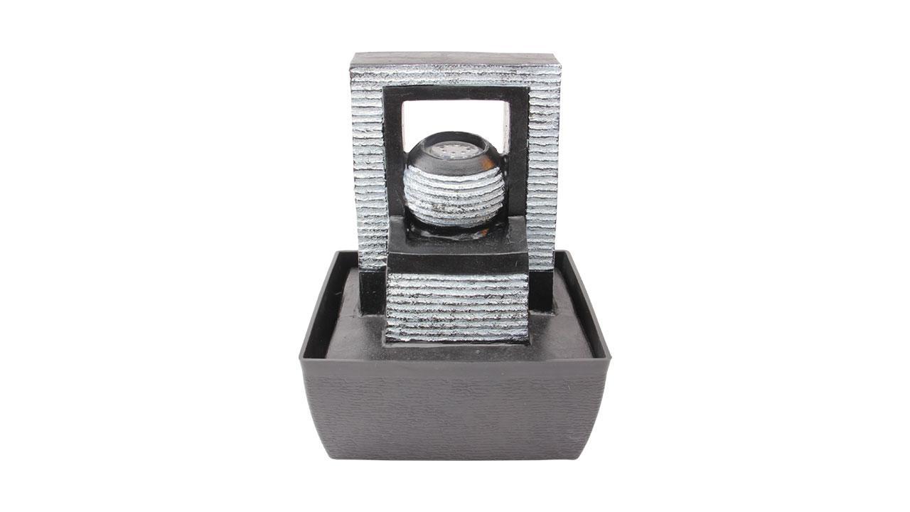 zimmerbrunnen relax. Black Bedroom Furniture Sets. Home Design Ideas