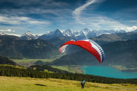 Gleitschirmfliegen - 2 Tage Schnuppern 1 [article_picture_small]