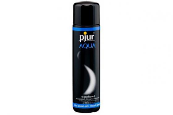 pjur Aqua 100 ml - Gleitmittel auf Wasserbasis