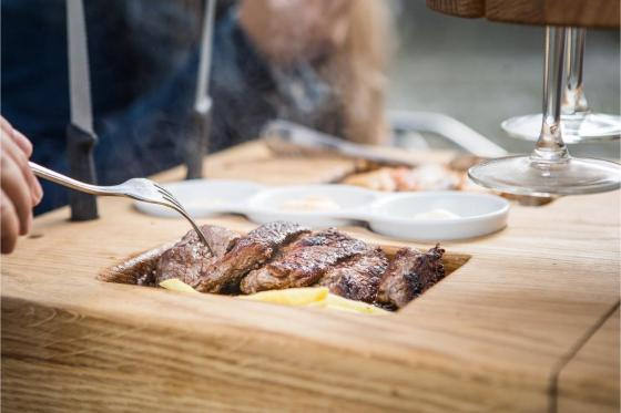 Barbecue-Tuk - Kulinarisches Fahrvergnügen für 4 3 [article_picture_small]