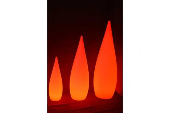 LED  Leuchte - 46x150cm - Multicolor