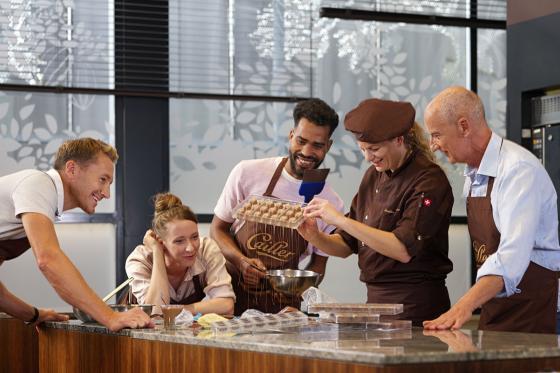 Schokoladenworkshop für 2 - bei Maison Cailler 1 [article_picture_small]