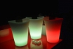 Seau à glace LED - 25 x 25 x 29 cm - multicolore 1 [article_picture_small]
