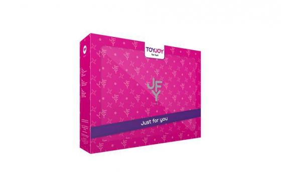 Erotisches Geschenkset in Pink - 4teiliges Set 2