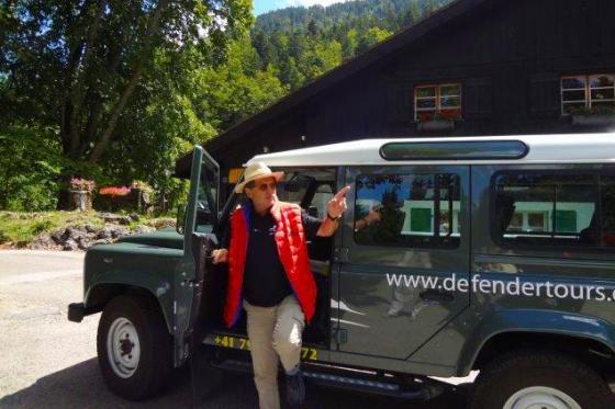 SAFARI im 3-Seen-Land - DEFENDER Tours bewegt die Menschen in die Natur!  [article_picture_small]