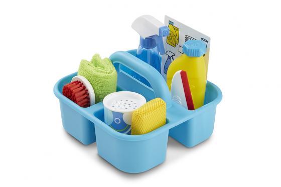 Panier de nettoyage - Jeux de nettoyage de chambre ...