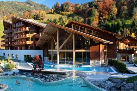 Bains du Val d'Illiez  - Séjour pure détente  [article_picture_small]