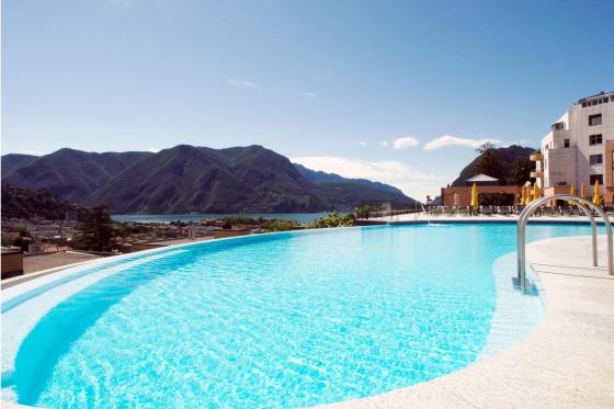 Week-end de luxe au Tessin - Vol en hélicoptère & Séjour à la Villa Sassa  [article_picture_small]
