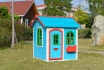 Holz Spielhaus Blue Lodge - von Happytoys 1 [article_picture_small]
