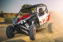 Offroad-Cruiser für 2 - 2 h Yamaha YXZ 1000R mieten