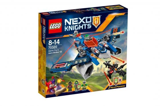 Aarons Aero-Fyer V2 - LEGO® NEXO KNIGHTS™