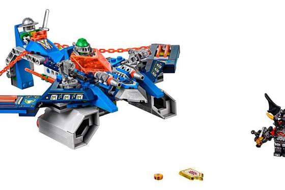 Aarons Aero-Fyer V2 - LEGO® NEXO KNIGHTS™ 3