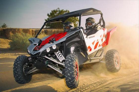 Offroad-Cruiser für 2 - 1 Wochenende Yamaha YXZ 1000R mieten 2 [article_picture_small]