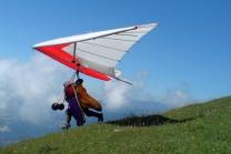 Delta Tandemflug - Waadtländer Jura