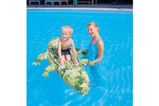 Schwimmtier - Camo Krokodil - von Bestway 1