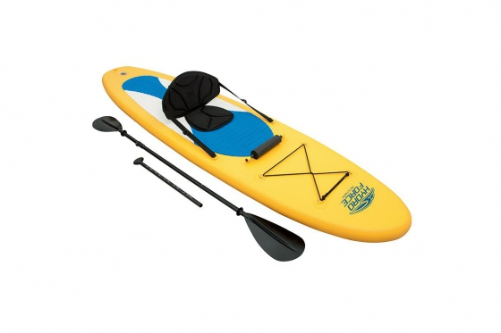 Stand Up Paddle-Board - und Kajak