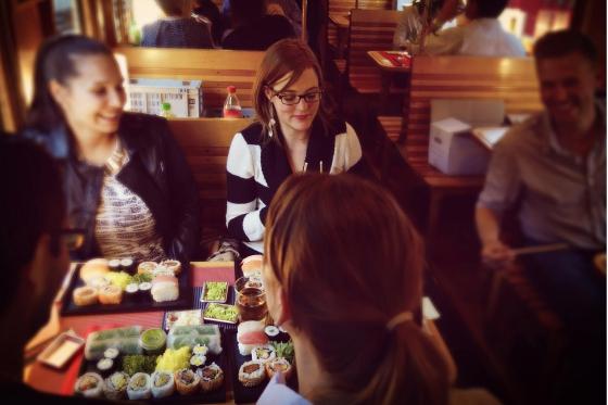 Train Sushi - Sushis et boissons pour deux personnes 2 [article_picture_small]
