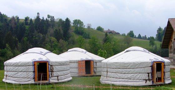 Übernachtung in der Jurte - Mongolische Jurten in Huttwil 1 [article_picture_small]