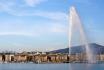 Romantisches Wochenende-Übernachtung in Design Hotel in Genf 1