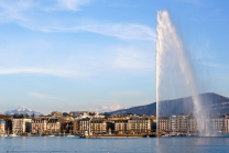 Romantisches Wochenende - Übernachtung in Design Hotel in Genf