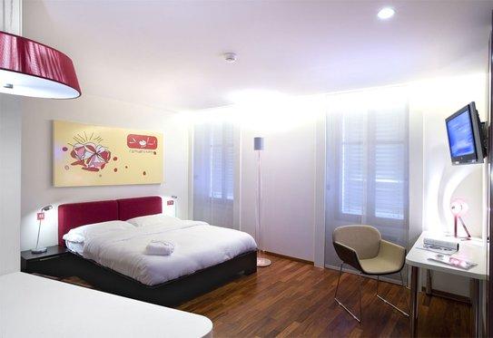 Romantisches Wochenende - Übernachtung in Design Hotel in Genf 2 [article_picture_small]