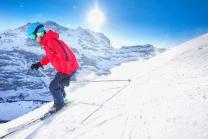 DAVOS: Hotel u. Skipass für 2 - inkl. Wellness Eintritt