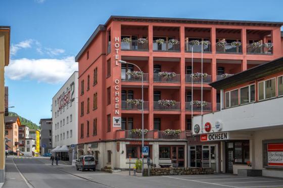 DAVOS: Hotel u. Skipass für 2 - inkl. Wellness Eintritt 8 [article_picture_small]
