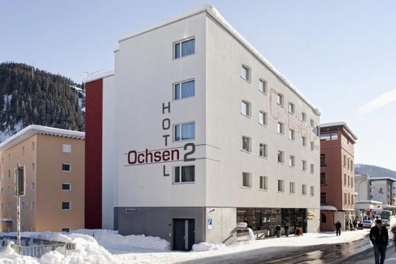 DAVOS: Hotel u. Skipass für 2 - 2-Tageskarte und Wellness 7 [article_picture_small]