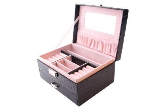 Boîte à bijoux - 20x15.5x10 cm