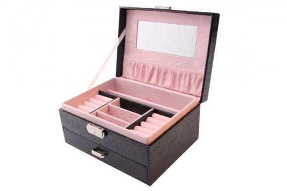 Boîte à bijoux - 20x15.5x10 cm 2