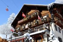 Winteraufenthalt in Champény - 1 Übernachtung inkl. Fondue-Plausch für 2