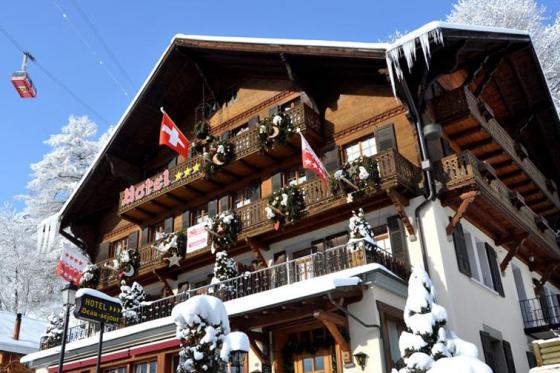Winteraufenthalt in Champény - 1 Übernachtung inkl. Fondue-Plausch für 2   [article_picture_small]