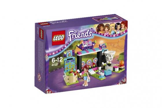 L'arcade du parc d'attractions - LEGO® Friends