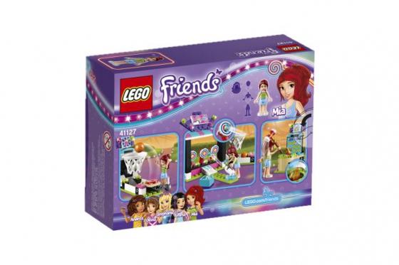 L'arcade du parc d'attractions - LEGO® Friends 1