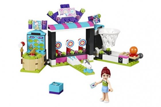 L'arcade du parc d'attractions - LEGO® Friends 2