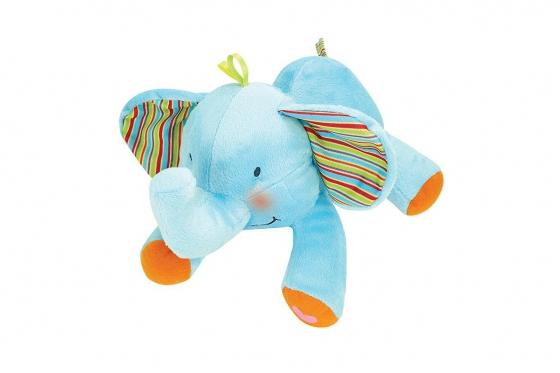 Kuscheltier Elefant - mit Licht&Sound