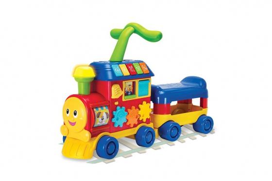 Train loki - avec beaucoup de fonctions