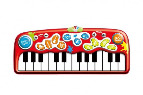 Keyboard Matte - mit 8 Instrumenten