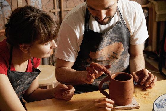 Sortie en famille - dans un atelier de céramique  [article_picture_small]