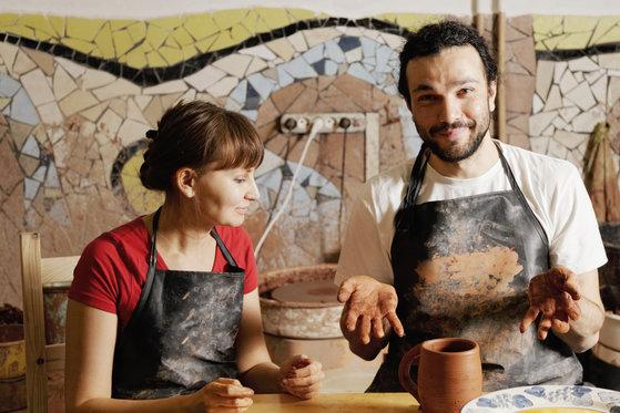 Sortie en famille - dans un atelier de céramique 1 [article_picture_small]