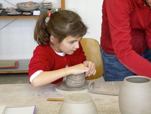 Un atelier de céramique  - pour fêter son anniversaire 1 [article_picture_small]