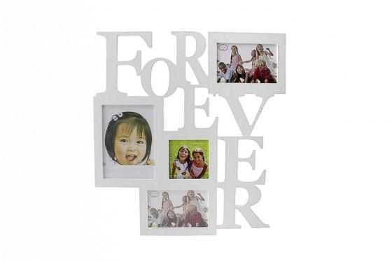 Bilderrahmen Forever - für 4 Fotos