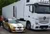 Tourenwagen BMW M3 fahren-4 Runden auf der Rennstrecke Anneau du Rhin 3