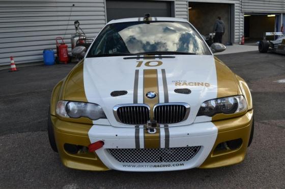 Tourenwagen BMW M3 fahren - 4 Runden auf der Rennstrecke Anneau du Rhin  [article_picture_small]