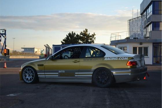 Tourenwagen BMW M3 fahren - 4 Runden auf der Rennstrecke Anneau du Rhin 1 [article_picture_small]