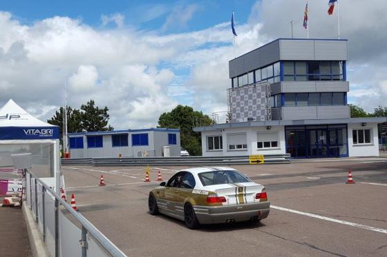 Tourenwagen BMW M3 fahren - 4 Runden auf der Rennstrecke Anneau du Rhin 6 [article_picture_small]